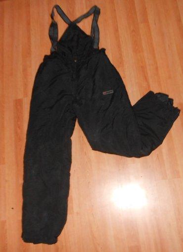 Od-koze-dimenzije - Srbija: Pantalone ski vel. Xldimenzije su sledece. Sirina struka od 44-