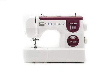 Швейная машина jaguar rx-250характеристики, тип управления