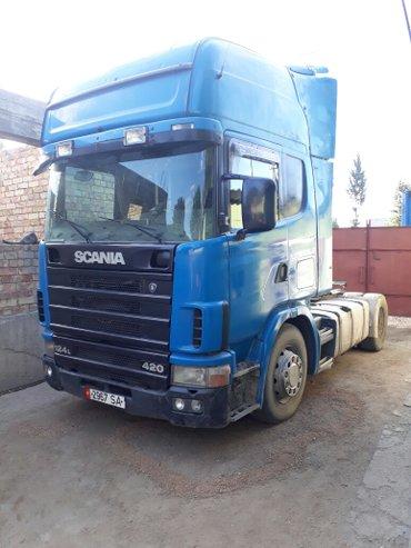 SCANIA R 420 L124 2000ГОД, в Бишкек