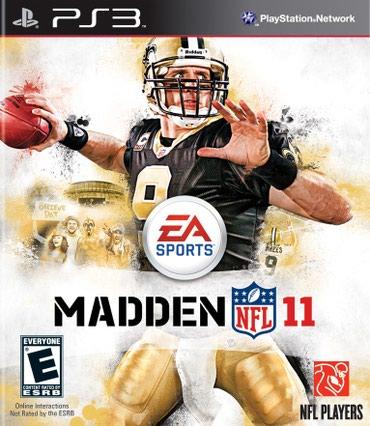 Bakı şəhərində Madden NFL 11 PS3