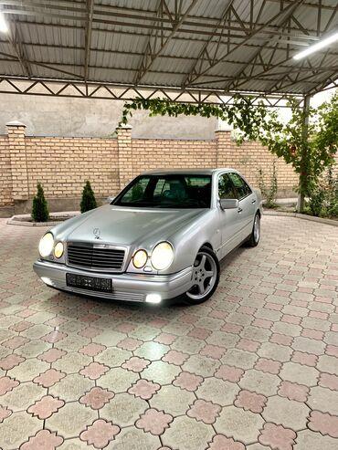 мерседес с класс бишкек цена в Кыргызстан: Mercedes-Benz E-Class 4.3 л. 1998   202000 км