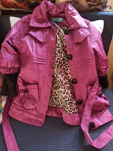 Dečije jakne i kaputi | Krusevac: Presladak mantilić za devojčice do 6 godina. Kopča se veoma