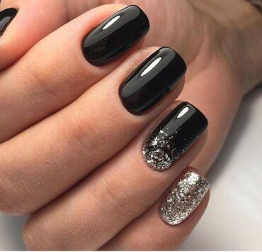 Мода, красота и здоровье в Шопоков: Маникюр, укрепление,наращивание, дизайн ногтей.Сокулук Студия красоты