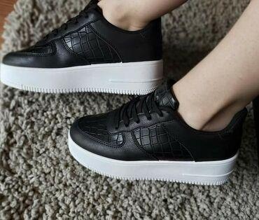 Ženska obuća | Sokobanja: Prelepe, udobne, crne patikice :)Mogu i za kisu, nepromocive su, lake