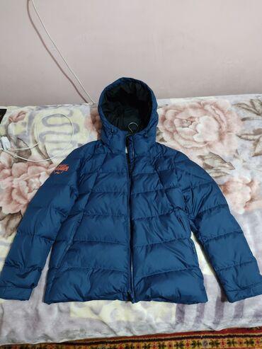 Куртка на зимний сезон, пуховик, фирма Lining, новая (не подошёл по
