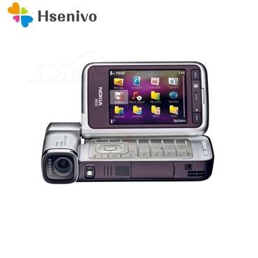 nokia-2100 в Азербайджан: Nokia N93i Orijinal Nokia N93i cep telefonu WIFI 3G yenilenmiş