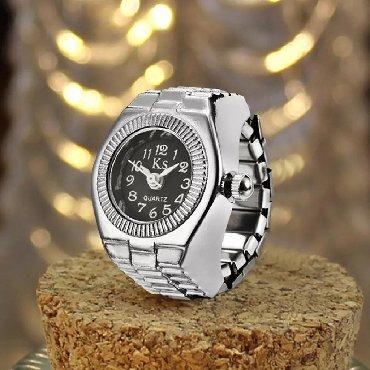 часы карманные в Кыргызстан: Часы-кольцо. Размер регулируется. Больше интересных товаров можете