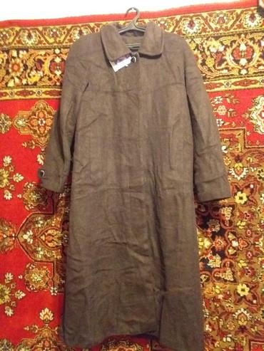 женские пальто в алматы в Кыргызстан: Женское пальто новое 50-52р