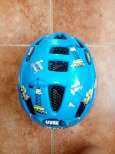 Kaciga za biciklo Uvex.Kaciga je u dobrom stanju.Pogledajte sve moje - Loznica