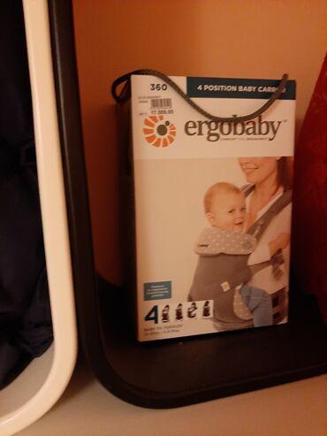 Vreca za spavanje - Crvenka: Ergobaby nosiljka za bebe
