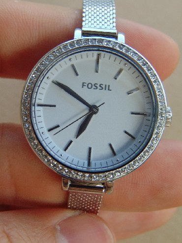 Fossil - Srbija: FossilBQ3455Precnik kucišta: 32mmDebljina kucišta: 8mmSat je kupljen u