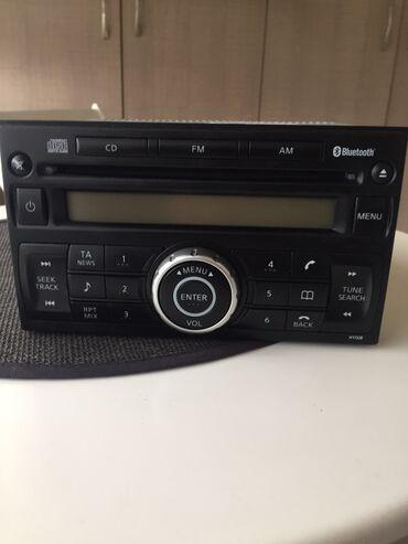 Original radio, cd, bloototh za Nissan Qashqai