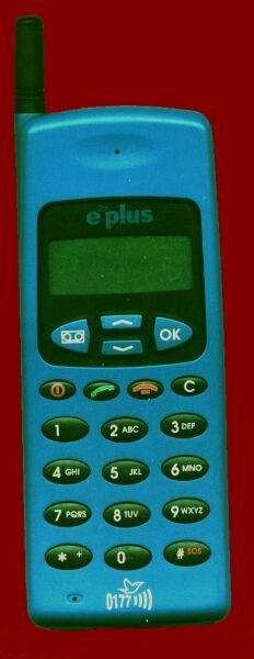 Eplus hp 2612, neverovatno dobro ocucan mobilni telefon, do pre par - Pancevo