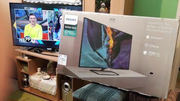 Tv led - Srbija: Prodajem TV Filips Smart Android 4K. Led Ultra HD.Oznaka televizora