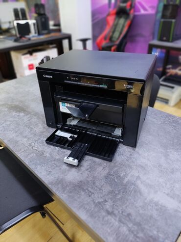 принтер 3 в 1 in Кыргызстан | ПРИНТЕРЫ: Лучший принтер 3 в 1.Canon MF 3010.В наличии 6 шт.Состояние