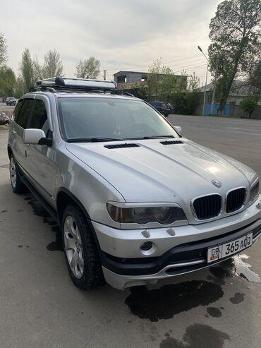 авто газ мастер бишкек в Кыргызстан: BMW X5 4.4 л. 2000   25000 км