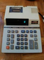 Casio kalkulator na struju a može i na baterije. Model fr1010. U dobro - Pancevo