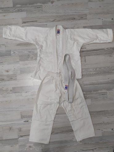 Продаю кимоно на рост 120см Новое!
