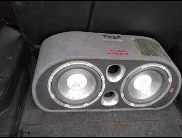 Продаётся автомобильный сабвуфер fli trap 12 twin active-f6