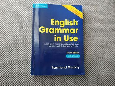 Kitab, jurnal, CD, DVD Azərbaycanda: English Grammar (Murphy) + disk