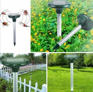 Ostali proizvodi za baštu - Srbija: Solarni rasterivac krtica efikasno rasteruje sve vrste glodara