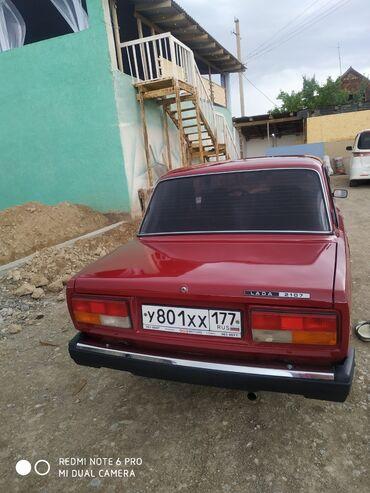 ВАЗ (ЛАДА) - Кызыл-Адыр: ВАЗ (ЛАДА) 2107 1.7 л. 2007
