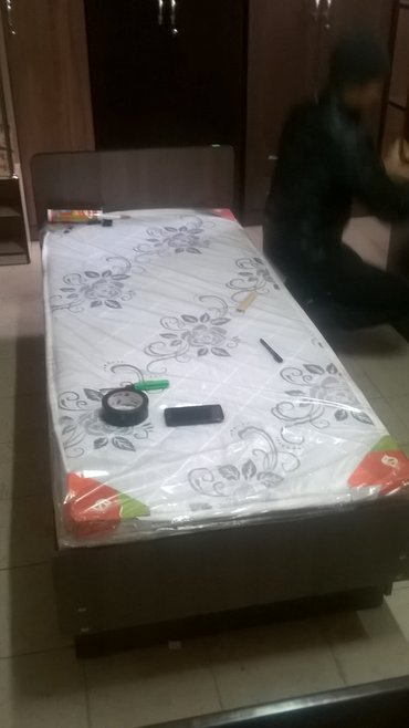 Кровать новый с матрасом высокого качества   в Бишкек - фото 2