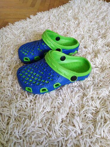 Dečije Cipele i Čizme | Zabalj: Nove papuče Dužina ug 16 cm