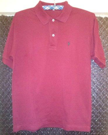 Majica Polo bordo.  Malo nošena majica bordo boje. U veoma dobrom - Beograd