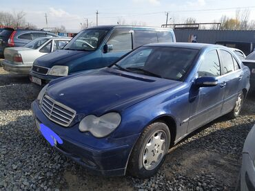 Mercedes-Benz C-Class 2 л. 2001 | 270 км