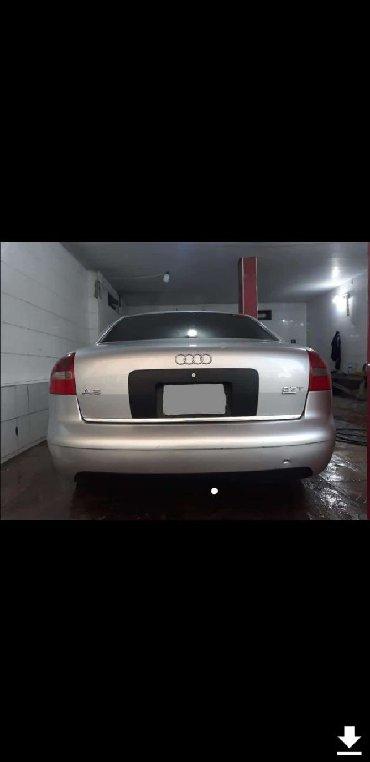 audi a6 2 5 tdi - Azərbaycan: Audi A6 2000