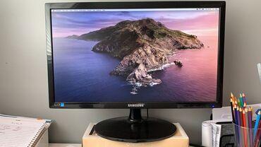 - Azərbaycan: Monitor Samsung 22 inch Seliqelidir hec bir problemi yoxdur olcusu