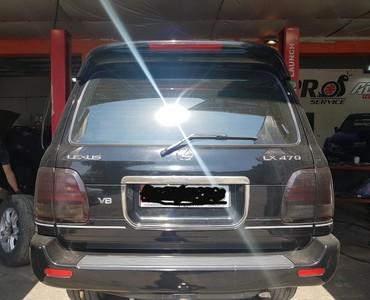 lexus 150 в Кыргызстан: Продаю заднюю нижнюю крышку багажника lx 470 150$