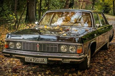 ГАЗ - Кыргызстан: ГАЗ 14 Chayka 6 л. 1977