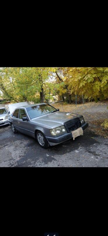 Автомобили - Лебединовка: Mercedes-Benz W124 2.3 л. 1988 | 212121212 км