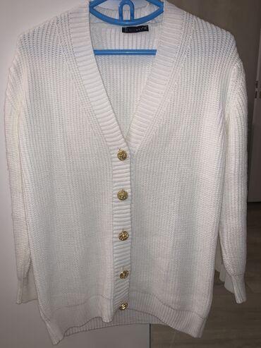 Продаю новую удлиненную женскую кофту, размер 44-46 (M-L), Турция, цве