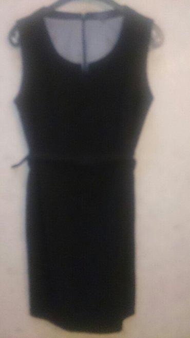 Bakı şəhərində Платье чёрное,размер 42