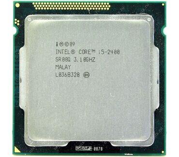 Процессор для ПК Lga 1155 (сокет) core i5-2400; 4 ядра; 4 потока. Так