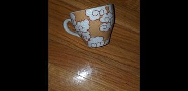 Set od - Srbija: Šoljice za kafu. Set od 6 šolja i tanjirica
