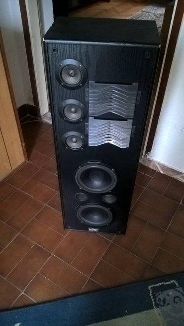 Zvucnik 300 Wati  HIRO lautsprecher -Original made in Germany - Novi Sad