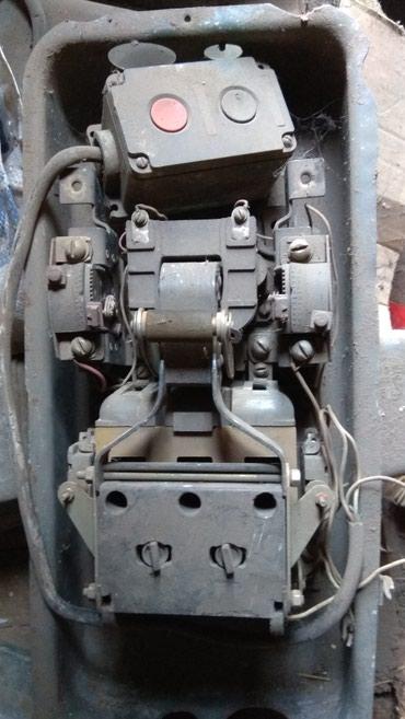 Все для электричества в Кара-Балта: Продам автомат рубильник 250 А (1500сом), пятерка (2000сом) состояние
