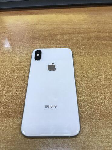 купить бу iphone 11 pro в Кыргызстан: Б/У iPhone Xs 64 ГБ Белый