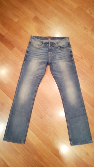 Kişi Geyimləri - Azərbaycan: Продаю новые мужские джинсы (Colin's) куплены в Дубае, цена