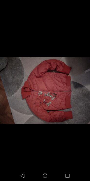 Nike jakna perjana - Srbija: Zimska jakna markirana H&MZenska zimska jakna koriscena bez