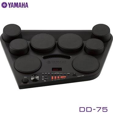 Барабанная установка Yamaha dd-75 - это доступная и функциональная