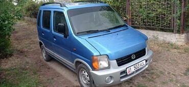 Suzuki - Кыргызстан: Suzuki Wagon R 1 л. 1999