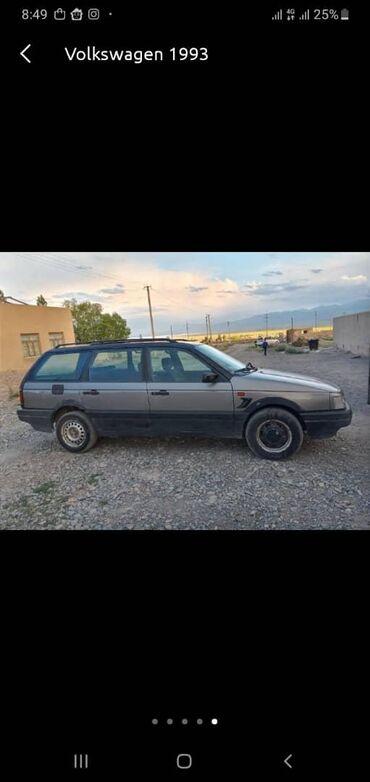 Volkswagen в Балыкчы: Volkswagen Passat 1.8 л. 1993