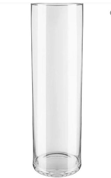 Vaza vazna novo 60/18cm staklo - Novi Sad