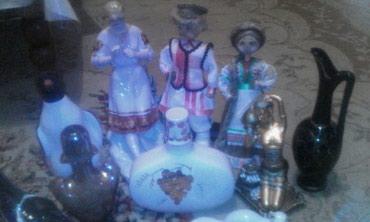 Статуетки, посуды в Ош