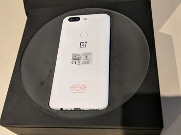 NEW-ONEPLUS-5T-A5010-128GB-DUAL-SIM-STAR-WARS-WHITE-FACTORY-UNLOCKED-4 in Kirtipur - photo 2